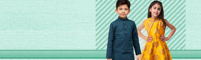 Khadi kids wear