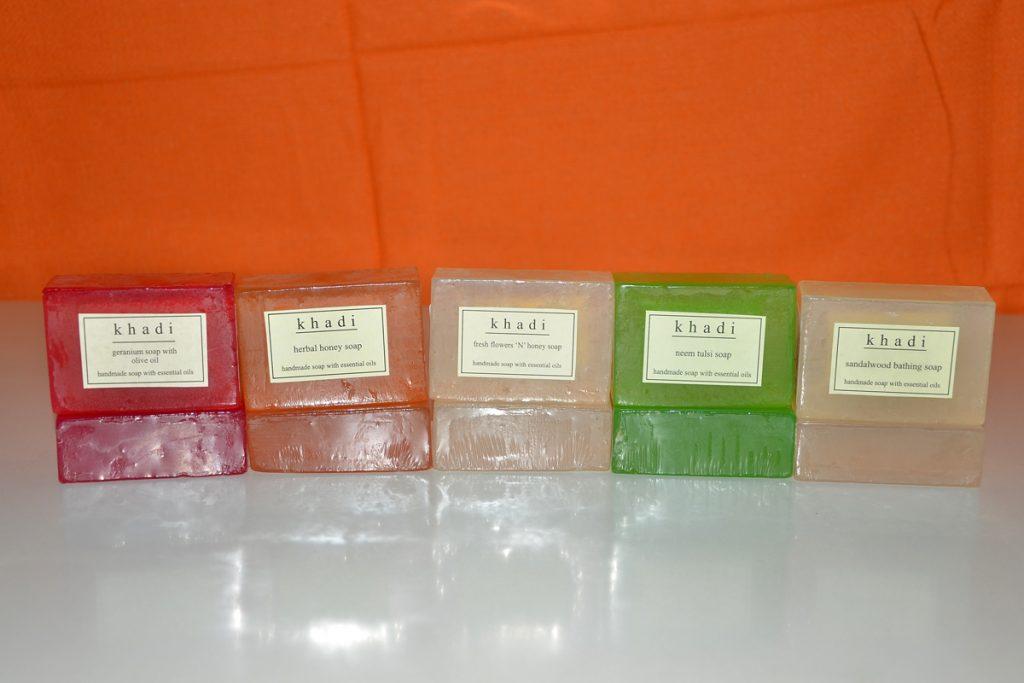 soap khadi