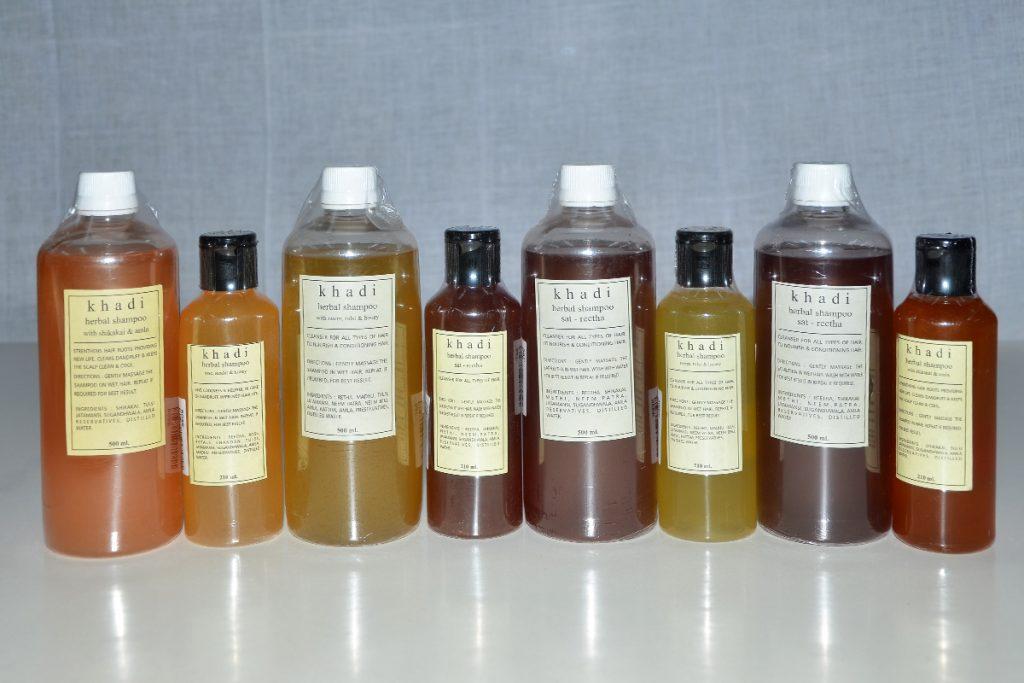 khadi shampoo