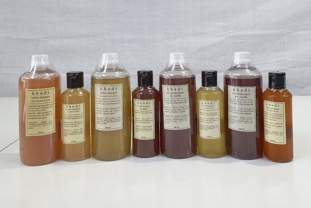 shampoo khadi